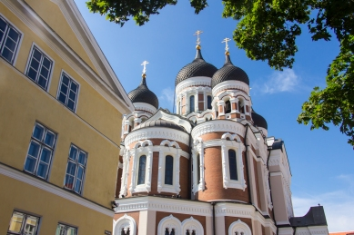 Alexander Nevsky Cathedral © Katharina Sunk