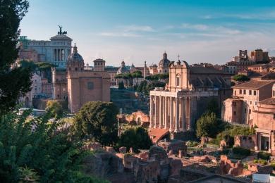 Roman Forum © Katharina Sunk
