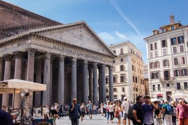 Pantheon © Katharina Sunk