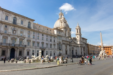 Piazza Navona © Katharina Sunk
