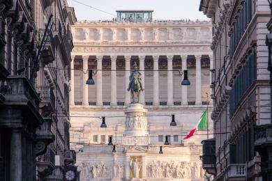 Monumento Nazionale a Vittorio Emanuele II © Katharina Sunk