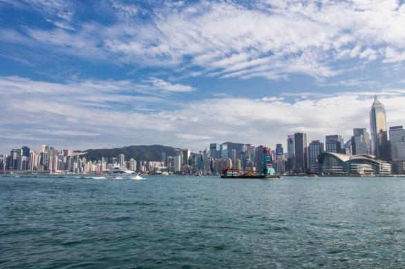 Hong Kong © Katharina Sunk