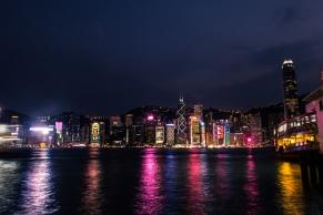 Hong Kong Island © Katharina Sunk