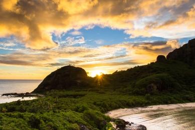 Sunrise at Barefoot Kuata © Katharina Sunk